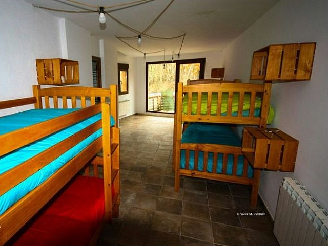 Camping, Albergue, Bungalows Valle Do Seo